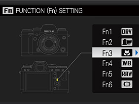 Function Button Setting