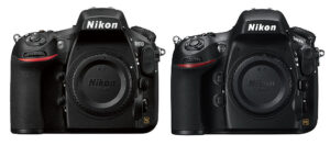 Nikon D810 vs D800E ISO Comparison