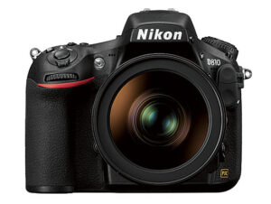 Nikon D810 for Wedding Photography