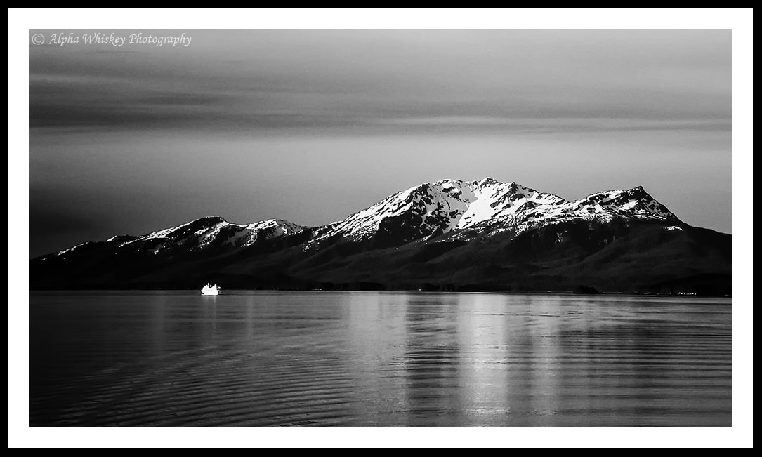 Attempting fine art style b w landscapes photography life