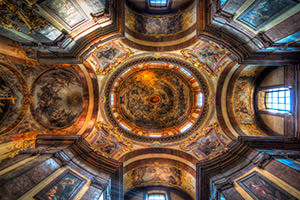 How to Photograph Interior Domes of Popular Landmarks