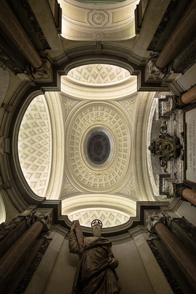 Rome Dome of the Basilica of Saint Peter