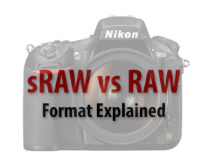sRAW Format Explained