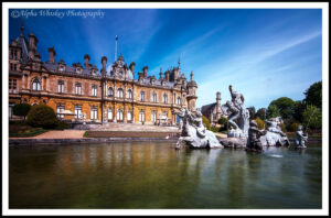 Photographing Stately And Historical Buildings