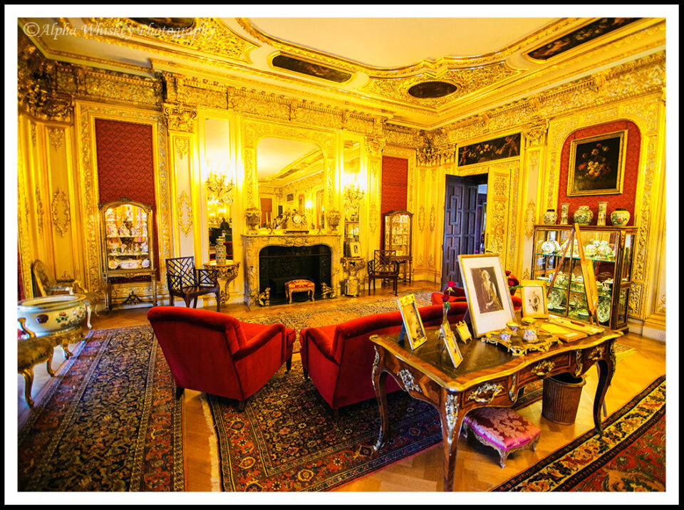 10 Gold Room Polesden Lacey