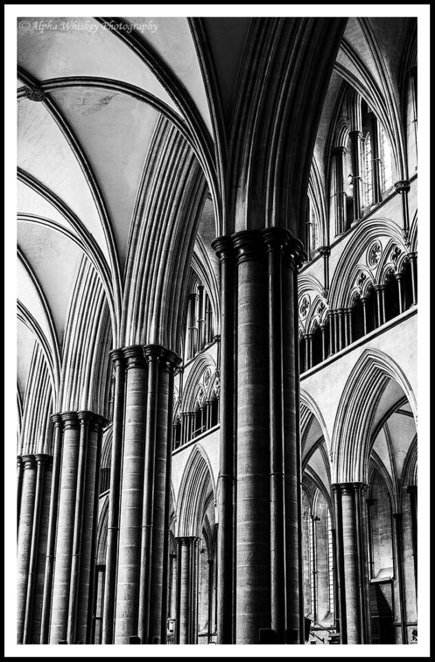 12 Salisbury Cathedral