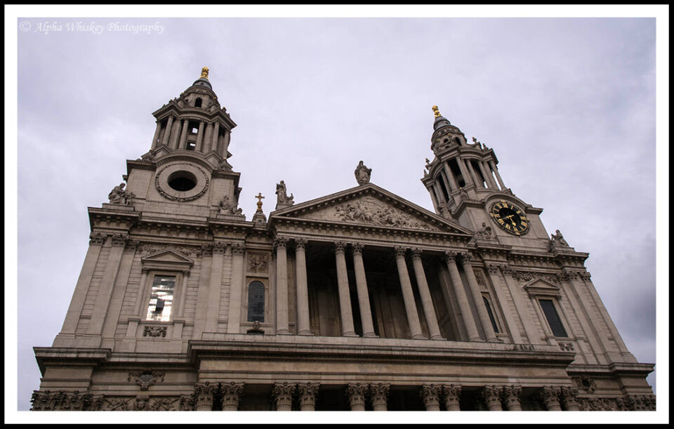 19 St Paul's Cathedral