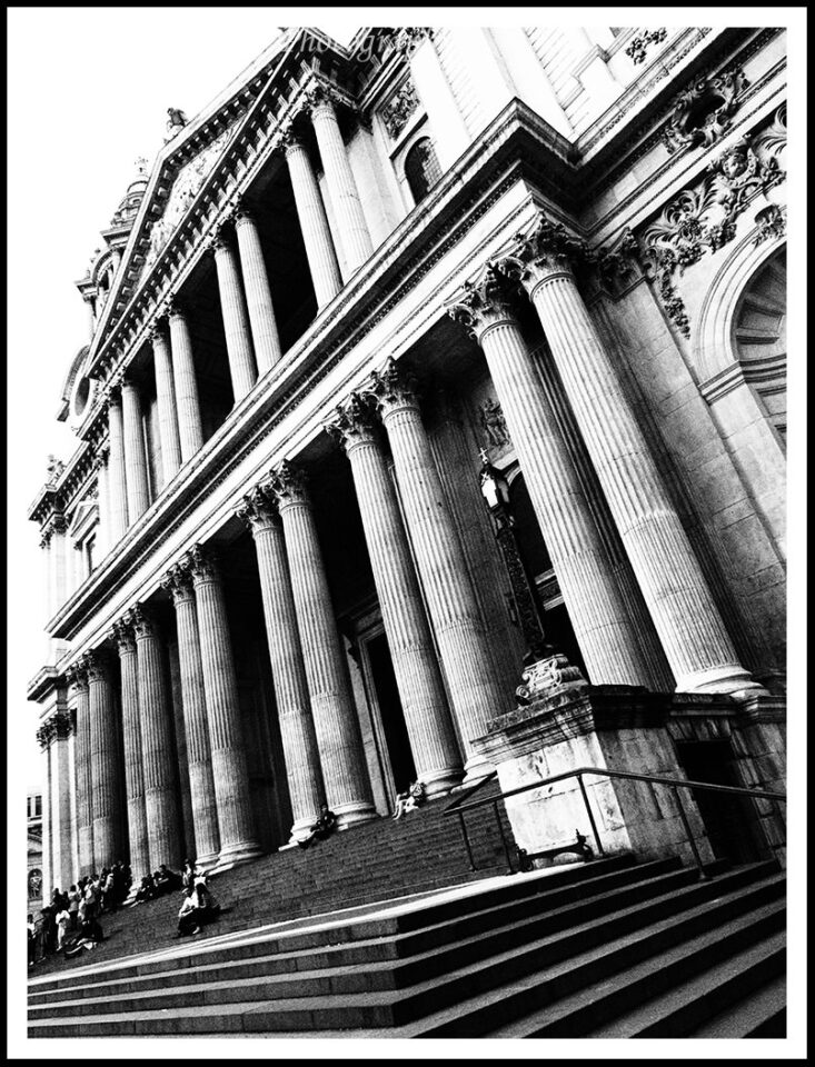 5 St Paul's Cathedral
