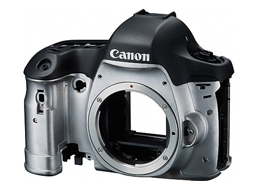 Canon 6D Construction