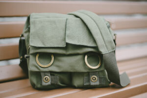 Retro Canvas DSLR Camera Bag Review