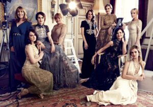 Behind the Scenes: Ladies of Downton Abbey