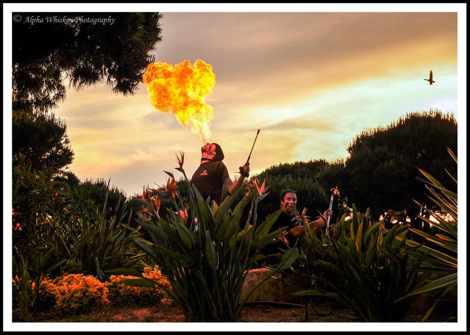 1 Fire Breather - Portugal