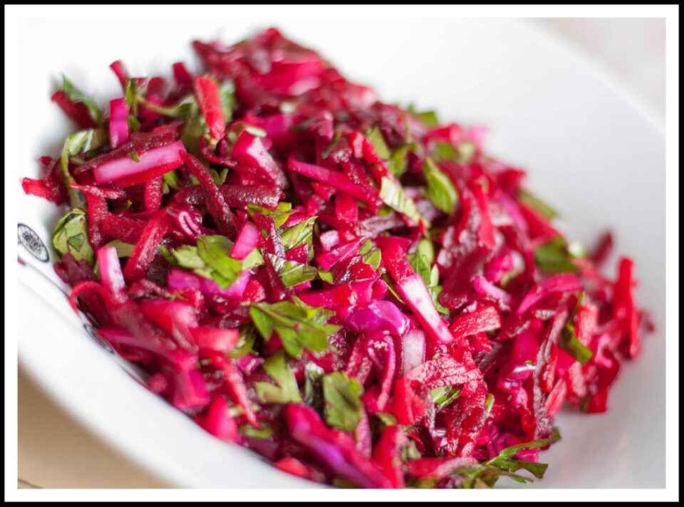 15 Beetroot Salad