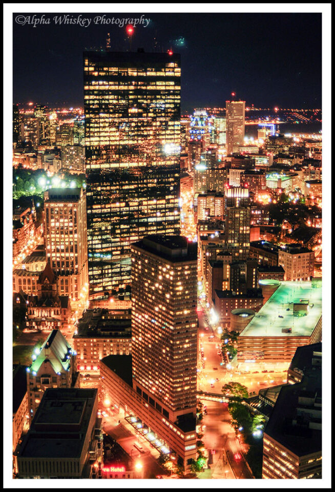 20 View From Prudential - Boston