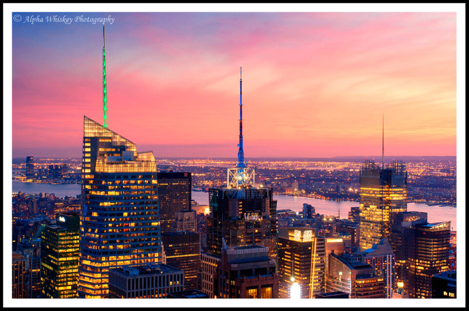 4 New York Sunset