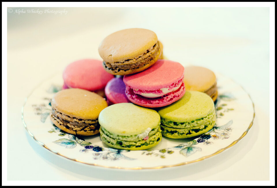 5 Wedding Macaroons