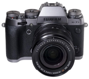 Silver Fujifilm X-T1 Announced, Firmware Update on its Way