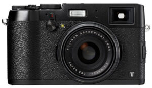Fujifilm X100T Announced