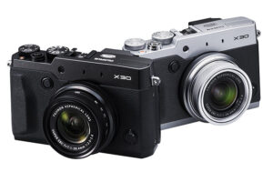 Fujifilm X30 Announcement