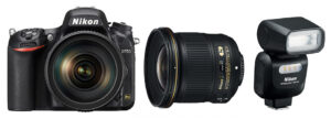 Nikon D750, Nikkor 20mm f/1.8G and SB-500 Pre-Order Options