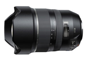 Tamron Announces 15-30mm f/2.8 VC Lens Development