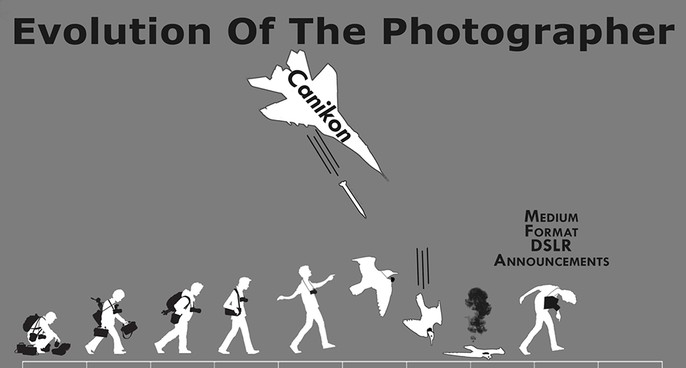 Evolution of the Photographer