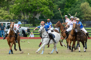 Photographing Horse Polo