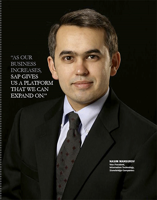 Magazine Executive Profile