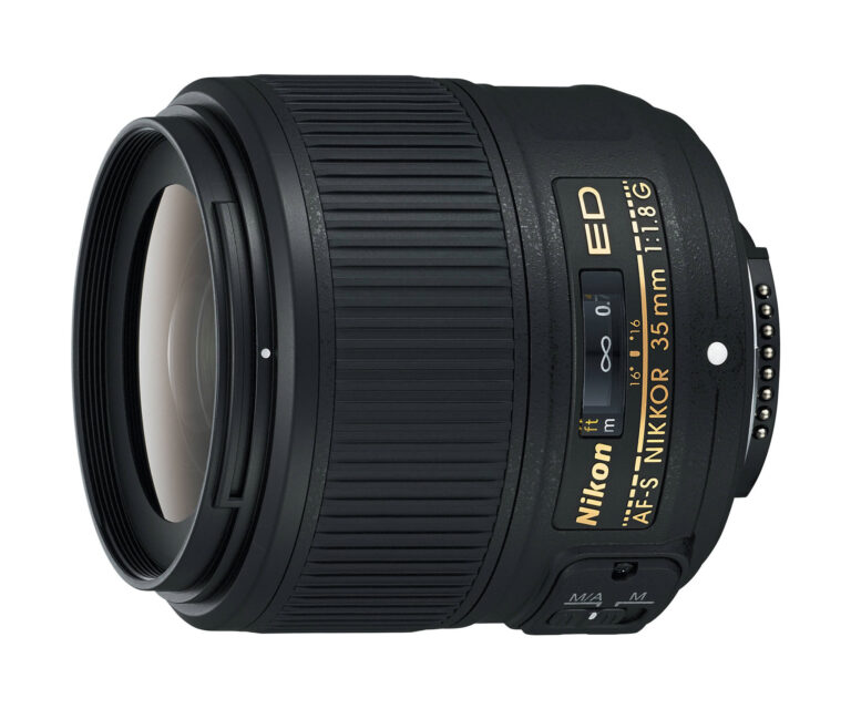 NIKON AF-S NIKKOR 35mm F/1.8 G DX - nadir.it