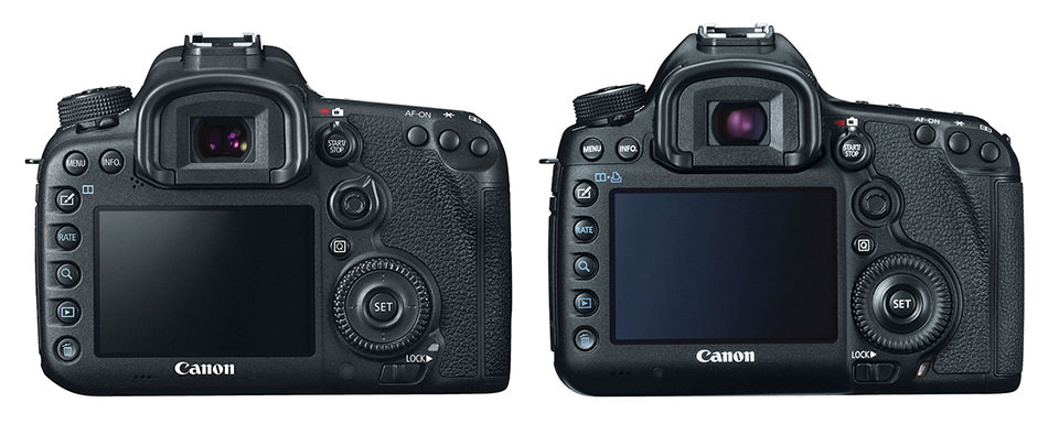 Canon 7D Mark II vs Canon 5D Mark III