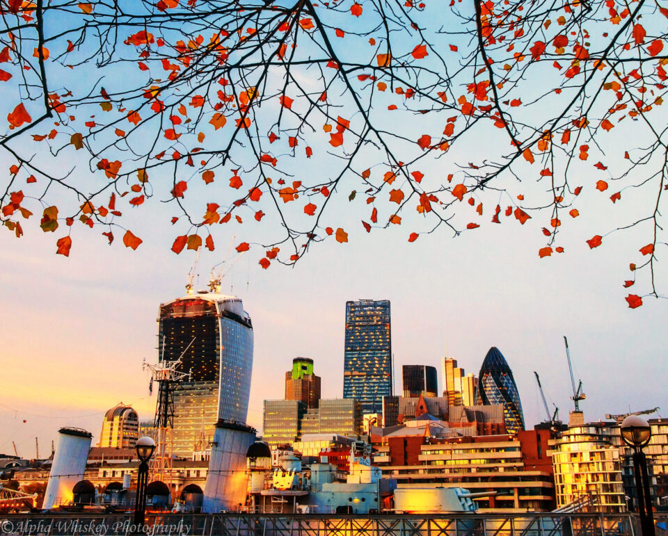 Autumn London