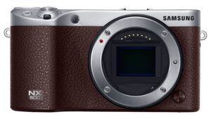 Samsung NX500 Front