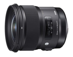 Sigma 24mm f/1.4 Art Lens Announcement
