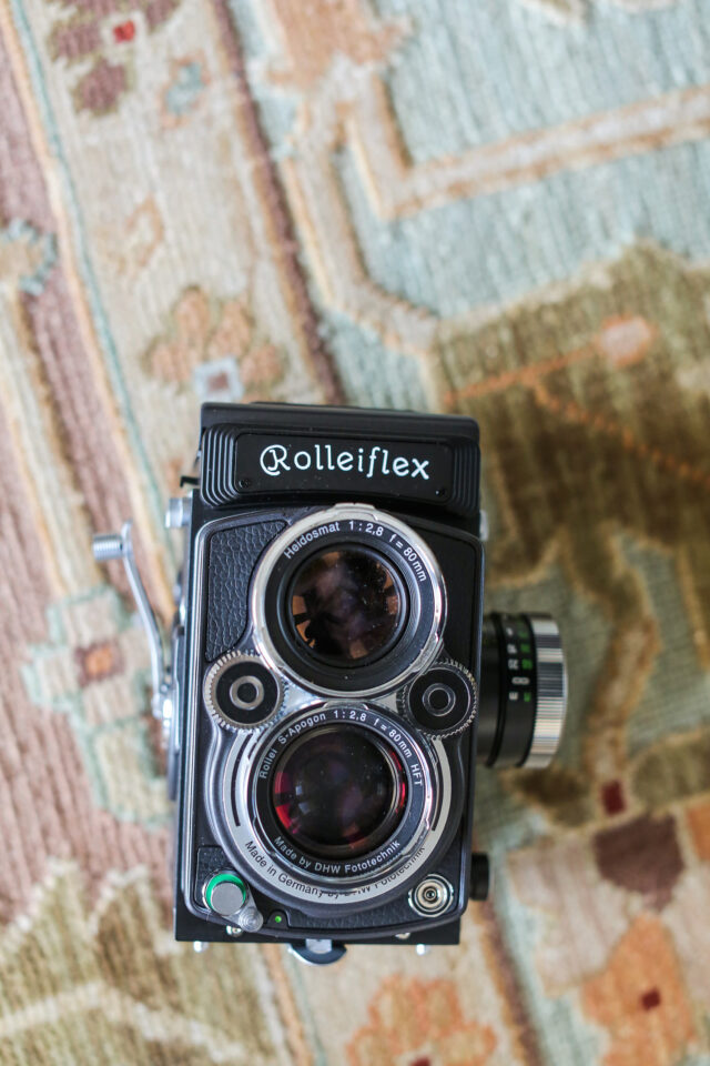 1 Rolleiflex 2.8 FX Camera Review