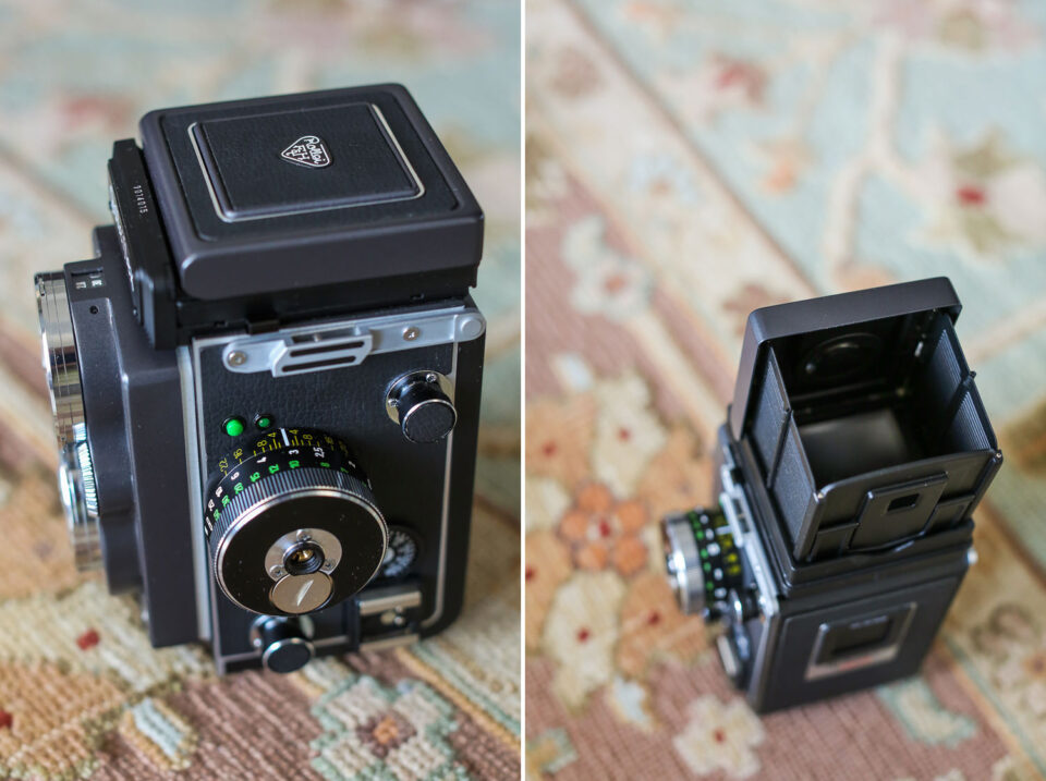 3 Rolleiflex 2.8 FX Camera Review