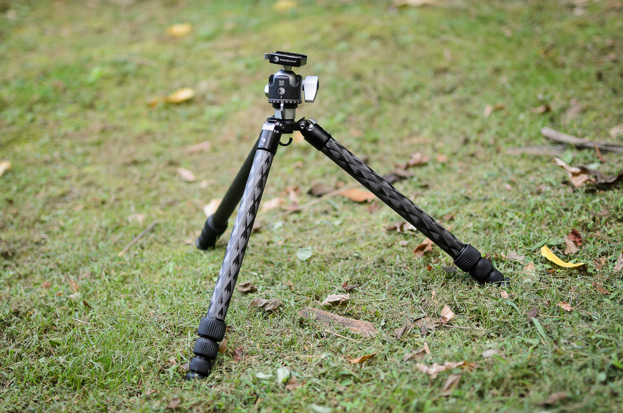 Really Right Stuff TQC-14 Tripod Review