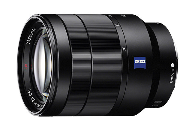 Sony FE 24-70mm f/4 ZA OSS