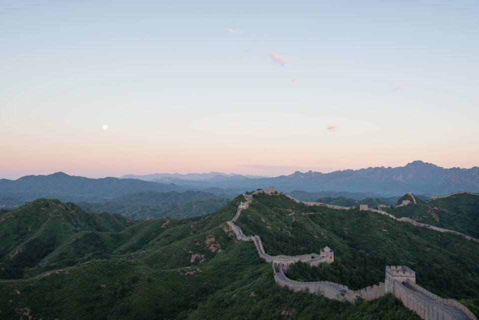 6-Great Wall Sunrise