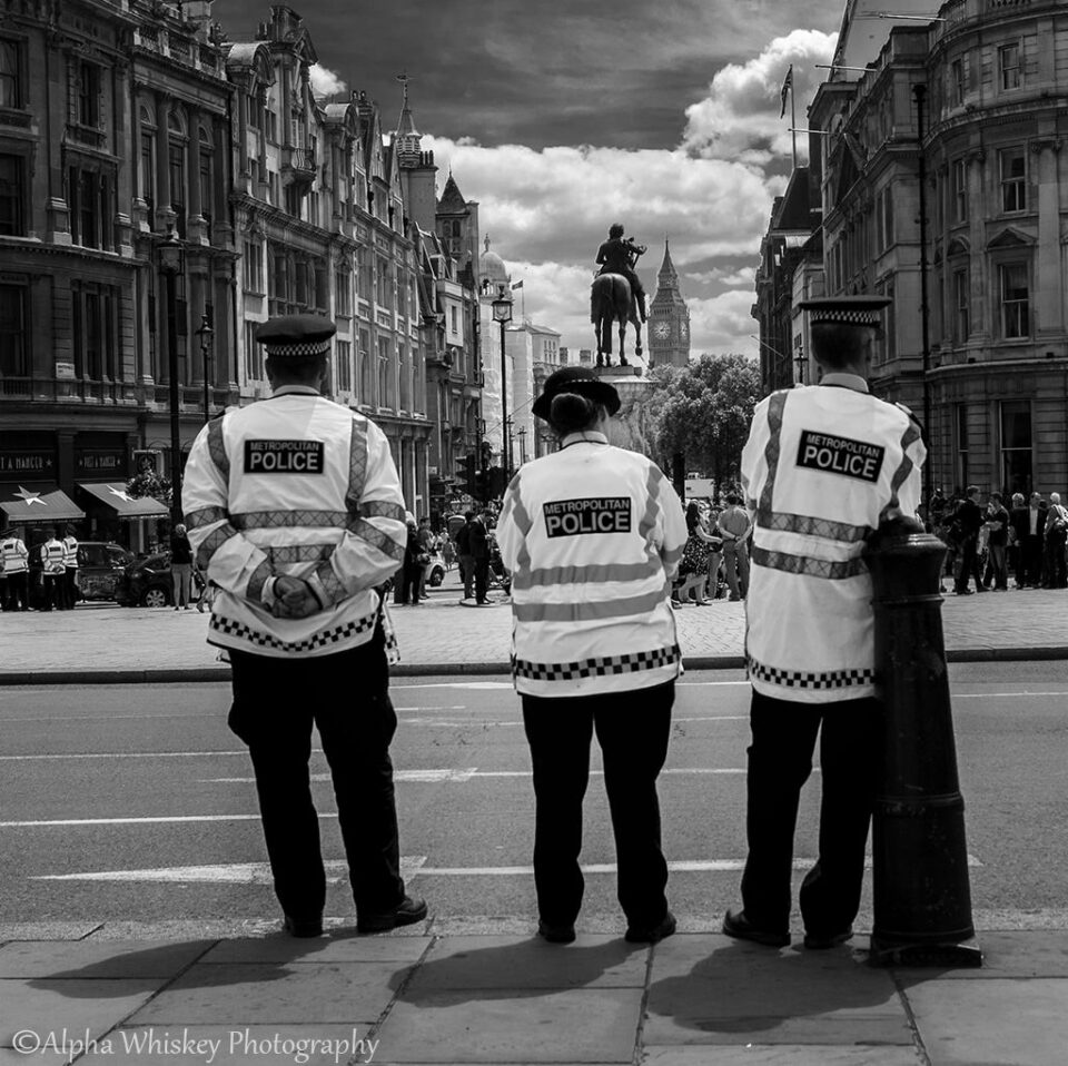 6 On The Job In London