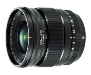 Fujinon XF 16mm f/1.4 R WR Announcement