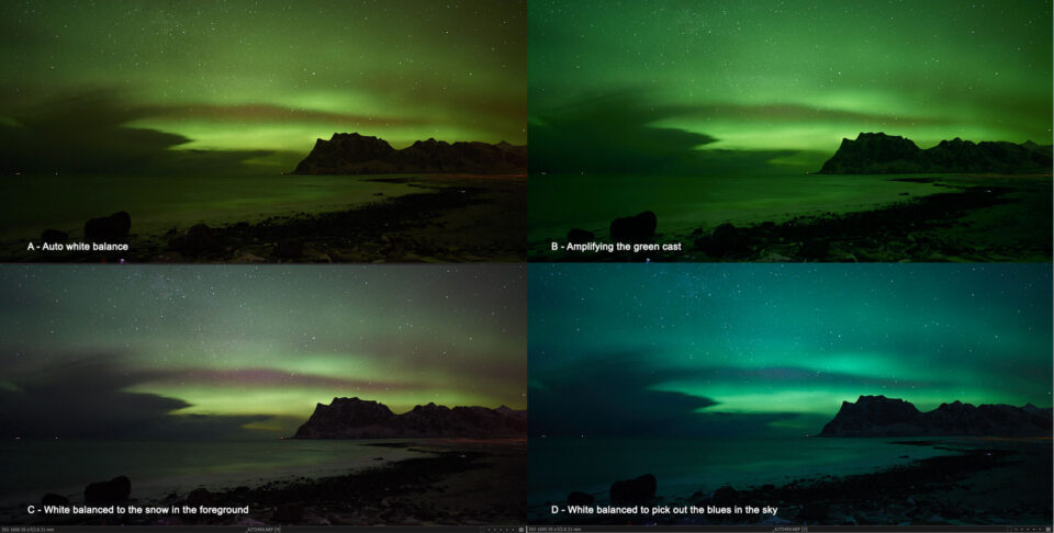 Photographing Northern Lights (9)