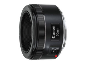 Canon EF 50mm f/1.8 STM Announcement