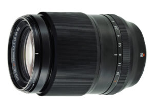 Fujinon XF 90mm f/2 R LM WR Announcement