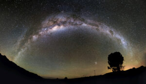 Photographing the Milky Way in the Cederberg