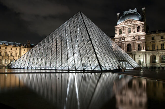 The Louvre #1