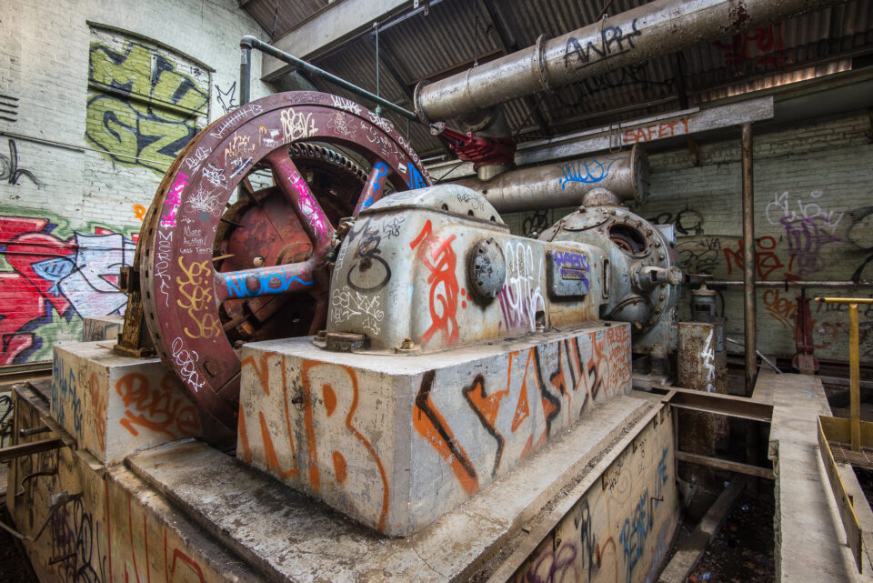 Fulton Gas Works #1