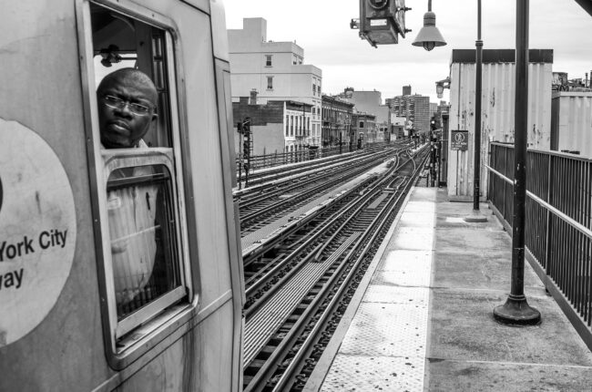 Marcy Avenue BMT Line of NYC Subway System #2