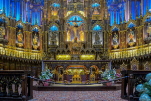 Notre Dame Basilica of Montreal #4