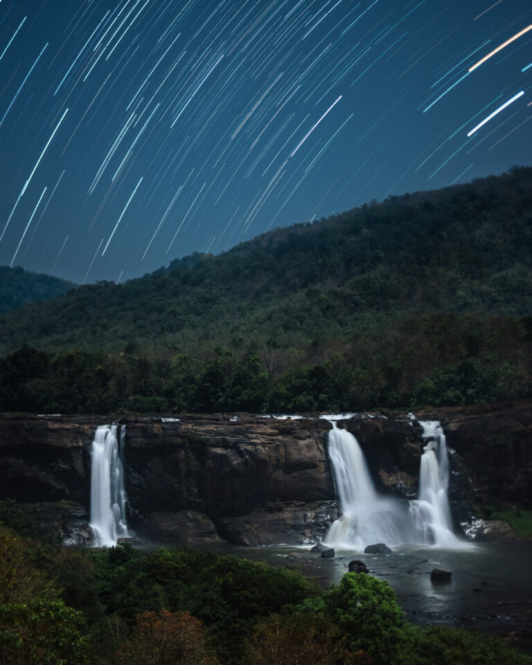 Athirapally Waterfalls #2