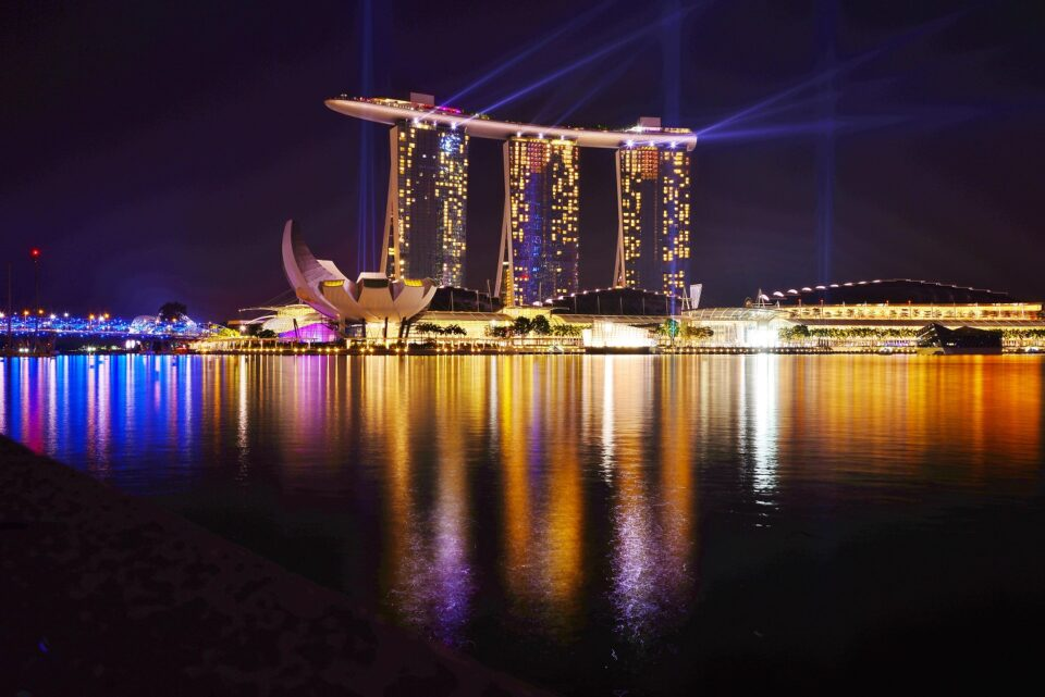 Marina Bay Sands Casino and Hotel